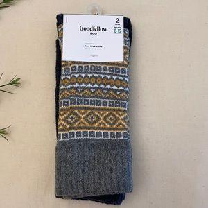 Goodfellow & CO Boot Crew socks